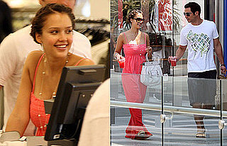 Photos of Jessica Alba's Post Baby Body 2008-07-07 13:30:25