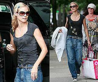Photos of Heidi Klum In NYC