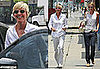 Photos of Ellen DeGeneres and Portia de Rossi In LA 2008-07-11 02:03:00