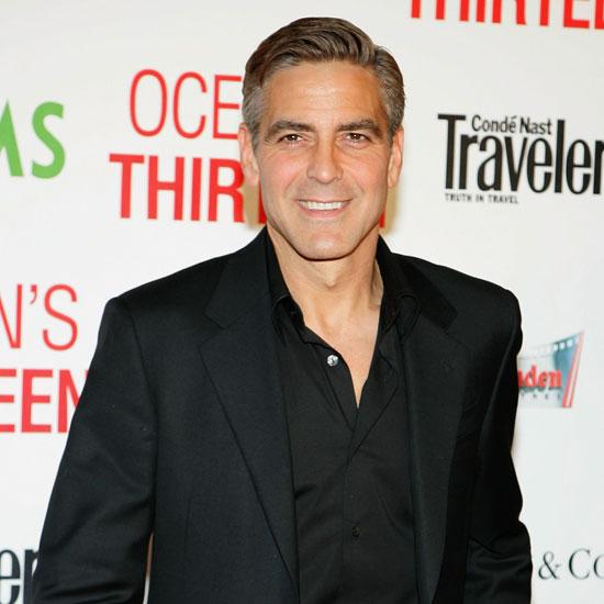 9. George Clooney