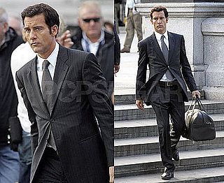 Photos of Clive Owen in London
