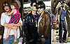 Photos of Suri Cruise, Tom Cruise and Katie Holmes