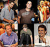 Photos of Lost Cast, Joshua Jackson, Heroes Cast, Keifer Sutherland at Comic-Con 2008