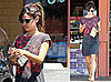 Photos of Rachel Bilson in LA 2008-07-22 07:05:00