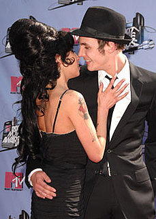 Photo of Amy Winehouse With Blake Fielder-Civil, Who Was Sentenced to 27 Months in Jail