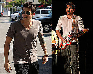 Photos of John Mayer Performing In Paso Robles, Camera Shopping In LA