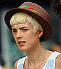 Sugar Shout Out: Agyness Deyn's Blunt-Cut Crop