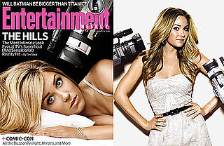 Photos of Lauren Conrad for Entertainment Weekly