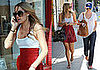 Photos of Lauren Conrad Shopping in LA With Lo Bosworth