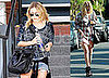 Photos of Mary-Kate Olsen Wearing Short Shorts