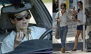 Photos of Rachel Bilson Shopping in LA 2008-07-31 14:00:24