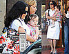 Photos of Salma Hayek and Her Baby Valentina in LA