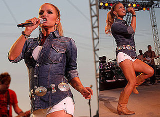 Photos of Jessica Simpson Performing at the Indiana State Fair
