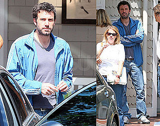 Photos of Ben Affleck in Santa Monica