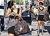 Photos of Rihanna Shopping in LA with Chris Brown
