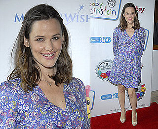 Jennifer Garner Has Another Baby Einstein on the Way