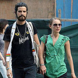 Natalie Portman and Devendra Banhart