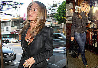 Photos of Jennifer Aniston at Madeo