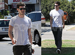 Photos of Adam Brody Running Errands in LA 2008-09-03 15:10:32