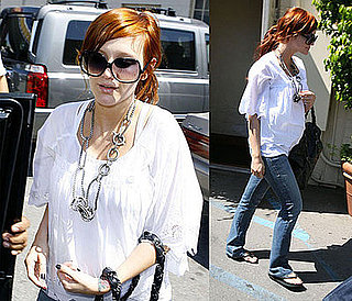 Photos of Pregnant Ashlee Simpson, Who Will Appear at the VMAs