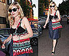 Photos of Kirsten Dunst Grabbing Sushi in LA