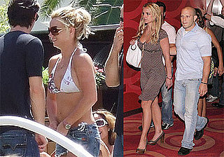 Photos of Britney Spears' Bikini Body at Las Vegas
