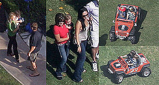 Photos of Britney Spears' Birthday Party For Sean Preston and Jayden James