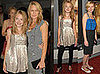 Kirsten Dunst, Dakota Fanning and Robin Wright Penn at the Premiere of Hounddog