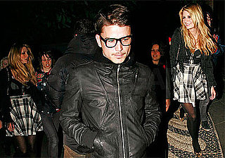 Photos of Josh Hartnett and Mischa Barton at Bungalow 8 in London