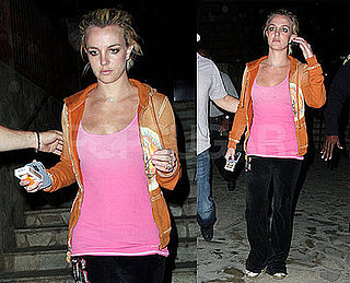 Britney Spears Dances While She Waits to Womanize
