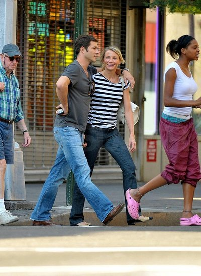 Cameron and Paul Out in NYC