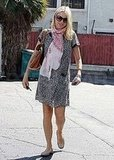 Naomi Watts in Brentwood