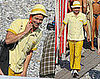 Brad Pitt Is Mellow, Yellow and Ready for the Beach!