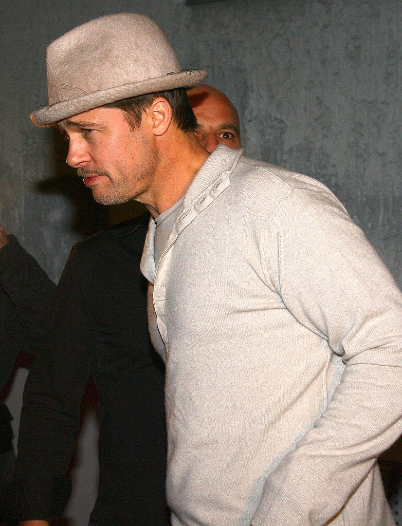Brad Pitt in Germany