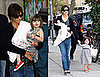 Photos of Katie Holmes and Suri Cruise In New York City
