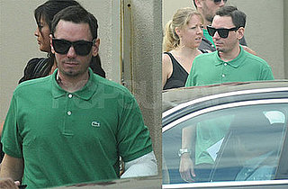 Photos of DJ AM Back In LA After Plane Crash