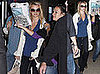Photos of Britney Spears arriving at LAX