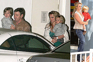 Photos of Britney Spears With Sons Jayden James and Sean Preston