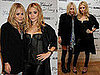 Photos of Mary-Kate Olsen and Ashley Olsen at Selfridges in London
