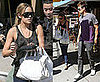 Photos of Lauren Conrad and Kyle Howard in LA 2008-10-09 05:00:00