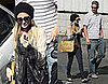 Photos of Nicole Richie Leaving Traffic School