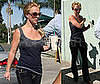 Photos of Britney Spears at Starbucks in Studio City