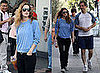 Photos of Drew Barrymore With A Male Friend In LA