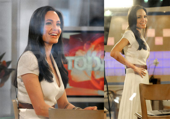 Angelina Jolie on The Today Show