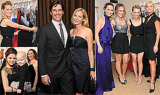 Photos of Haylie Duff, Hilary Duff, Jon Hamm, Jennifer Love Hewitt at St. Jude's Charity Event in LA
