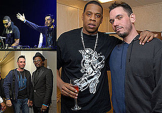Photos of Jay-Z, DJ AM at Re-Opening of Hollywood Palladium