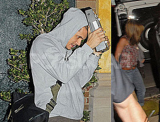Photos of Jennifer Aniston and John Mayer in LA