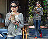 Photos of Mila Kunis in LA Carrying Starbucks