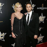 No. 11 Charlize Theron and Stuart Townsend