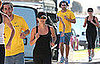 Photos of Reese Witherspoon Jogging With Jake Gyllenhaal in LA